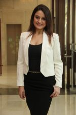 Sonia Agarwal at Chennai Fashion Week press meet on 3rd July 2015