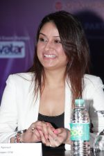 Sonia Agarwal at Chennai Fashion Week press meet on 3rd July 2015 (34)_5597c32056d21.jpg