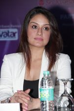 Sonia Agarwal at Chennai Fashion Week press meet on 3rd July 2015 (39)_5597c325ac57f.jpg