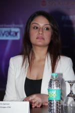 Sonia Agarwal at Chennai Fashion Week press meet on 3rd July 2015 (41)_5597c3278f038.jpg