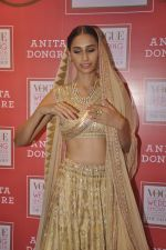 at Anita Dongre and Vogue Wedding show preview in Khar on 3rd July 2015