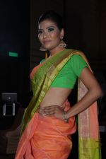 at Chennai Fashion Week press meet on 3rd July 2015