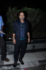 Kailash Kher snapped at domestic airport in Mumbai on 4th July 2015