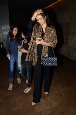 Rhea Pillai snapped at a special screening of ABCD2 hosted by Lali Dhawan for her friends in Lightbox on 4th July 2015