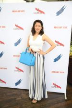 Aditi Govitrikar snapped at Monsoon brunch hosted by Asilo in Mumbai on 5th July 2015