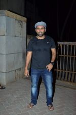 Bosco snapped at Shahid Kapoor_s house on 5th July 2015 (6)_559a17aa5d283.JPG