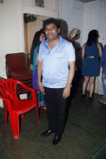 Johnny Lever at Sab Golmaal Play premiere in Rangsharda on 5th July 2015