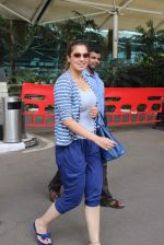 Laxmi Rai snapped at domestic airport on 5th July 2015 (29)_559a16f2e1850.JPG