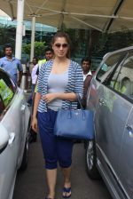 Laxmi Rai snapped at domestic airport on 5th July 2015 (32)_559a16f4a9abd.JPG