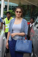Laxmi Rai snapped at domestic airport on 5th July 2015 (33)_559a16f539a59.JPG
