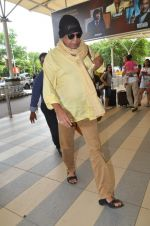 Mithun Chakraborty snapped at Mumbai airport on 5th July 2015 (28)_559a44c544184.jpg