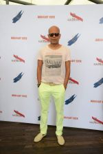 Narendra Kumar Ahmed snapped at Monsoon brunch hosted by Asilo in Mumbai on 5th July 2015