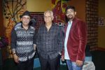 Ramesh Sippy, Rajesh Puri at Sab Golmaal Play premiere in Rangsharda on 5th July 2015