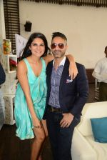 snapped at Monsoon brunch hosted by Asilo in Mumbai on 5th July 2015