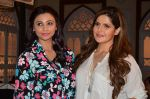 Daisy Shah, Zarine Khan at Hate Story 3 on location in Mumbai on 6th July 2015 (45)_559b6bca72b63.JPG