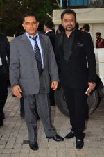 Firoz Nadiadwala, Anees Bazmee at Welcome back trailor launch in PVR, Juhu on 6th July 2015 (18)_559b6d033d4a6.JPG