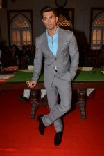 Karan Singh at Hate Story 3 on location in Mumbai on 6th July 2015