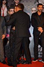 Nana Patekar, Sakshi Maggo at Welcome back trailor launch in PVR, Juhu on 6th July 2015 (71)_559b6ea635863.JPG