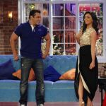 Roshni Chopra Shoots with Salman Khan for Comedy Nights with Kapil