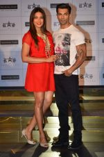Bipasha Basu, Karan Singh  at Rocky S launch in J W Marriott on 7th July 2015