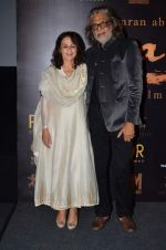 Meera Ali, Muzaffar Ali at Jaanisar trailor launch in PVR, Mumbai on 7th July 2015 (107)_559ce607cb439.JPG