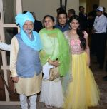 Pankaj Kapur at Shahid Kapoor and Mira Wedding on 7th July 2015 (14)_559caded08dec.jpg