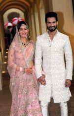 Shahid Kapoor and Mira Wedding on 7th July 2015