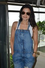 Ameesha Patel attend brunch in Mumbai on 8th July 2015