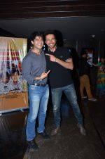 Hiten Tejwani, Rajneesh Duggal at Amy Screening in Lightbox on 9th July 2015 (1)_559ff8af4c101.JPG