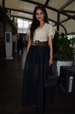 Madhoo Shah attend brunch in Mumbai on 8th July 2015