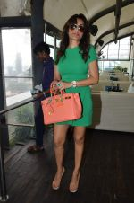 Queenie Dhody attend brunch in Mumbai on 8th July 2015