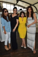 Rouble Nagi attend brunch in Mumbai on 8th July 2015