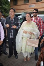 Shatrughan Sinha, Poonam Sinha at Magnahouse on 8th July 2015 (62)_559f8eaa235c4.JPG