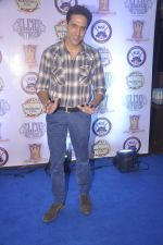at Box Cricket league press meet in Sun N Sand on 9th July 2015