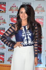 Anita Hassanandani at SAB Ke Anokhe Awards in Filmcity on 9th july 2015