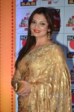 Deepshikha at SAB Ke Anokhe Awards in Filmcity on 9th july 2015