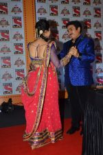 Dilip Joshi, Disha Wakani at SAB Ke Anokhe Awards in Filmcity on 9th july 2015 (5)_55a0ebaab5114.JPG
