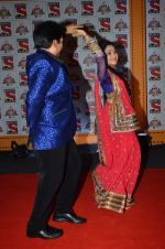 Dilip Joshi, Disha Wakani at SAB Ke Anokhe Awards in Filmcity on 9th july 2015 (9)_55a0ebf87c2ff.JPG