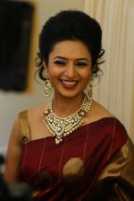 Divyanka Tripathi at the Bikaneri Store Launch in Mumbai2_55a101672e091.JPG