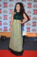 Giaa Manek at SAB Ke Anokhe Awards in Filmcity on 9th july 2015
