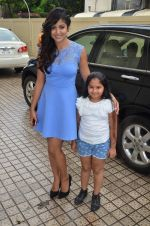 Ishita Dutta at Drishyam trailor launch in PVR on 10th July 2015 (42)_55a0fa478dc07.JPG