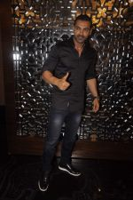 John Abraham snapped at Indian Super League auctions on 10th July 2015