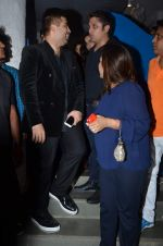 Karan Johar at Shraddha Kapoor and Varun Dhawan