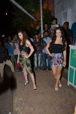 Lauren Gottlieb, elli Avram at Shraddha Kapoor and Varun Dhawan