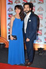 Nakuul mehta at SAB Ke Anokhe Awards in Filmcity on 9th july 2015