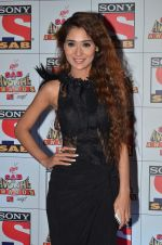 Sara Khan at SAB Ke Anokhe Awards in Filmcity on 9th july 2015