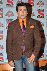 Shekhar Suman at SAB Ke Anokhe Awards in Filmcity on 9th july 2015