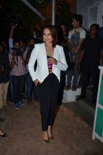 Sonakshi Sinha at Shraddha Kapoor and Varun Dhawan