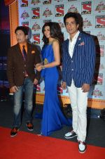 Sushmita Sen, Sonu Sood, Shekhar Suman at SAB Ke Anokhe Awards in Filmcity on 9th july 2015