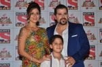 Tanaaz Irani, Bhaktiyar at SAB Ke Anokhe Awards in Filmcity on 9th july 2015